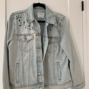 Faded Old Navy Denim Jacket
